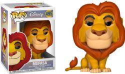 LION KING, THE -  POP! VINYL FIGURE OF MUFASA (4 INCH) 495