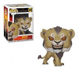 LION KING, THE -  POP! VINYL FIGURE OF SCAR (4 INCH) 548