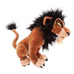 LION KING, THE -  SCAR PLUSH (14