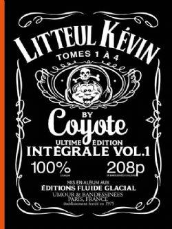 LITTEUL KEVIN -  INTÉGRALE (TOME 01 À 04) 01