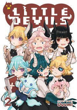 LITTLE DEVILS -  (ENGLISH V.) 02