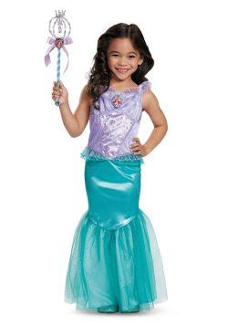 LITTLE MERMAID, THE -  ARIEL CLASSIC COSTUME (CHILD) -  DISNEY PRINCESSES