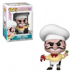 LITTLE MERMAID, THE -  POP! VINYL FIGURE OF CHEF LOUIS (4 INCH) 567