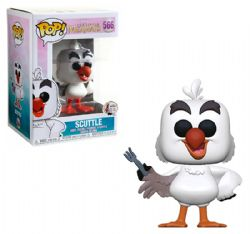 LITTLE MERMAID, THE -  POP! VINYL FIGURE OF SCUTTLE (4 INCH) 566