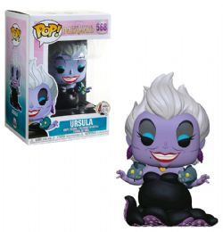 LITTLE MERMAID, THE -  POP! VINYL FIGURE OF URSULA (4 INCH) 568