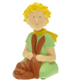LITTLE PRINCE, THE -  LITTLE PRINCE ON IS KNEES FIGURINE (5 33/64