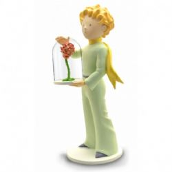 LITTLE PRINCE, THE -  THE PRINCE AND THE ROSE FIGURE (8