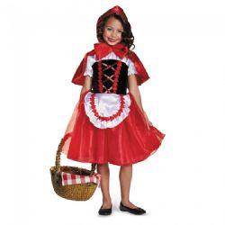 LITTLE RED RIDING HOOD -  LITTLE RED RIDING HOOD COSTUME (CHILD)