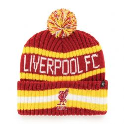 LIVERPOOL F.C. -  KNIT HAT - RED/YELLOW