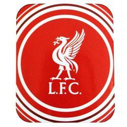 LIVERPOOL F.C. -  PULSE FLEECE BLANKET