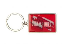 LIVERPOOL FC -  CHAMPIONS KEYCHAIN