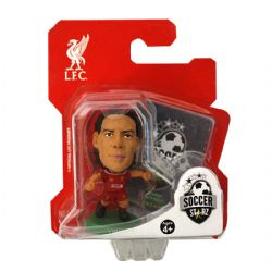 LIVERPOOL FOOTBALL CLUB -  VIRGIL VAN DIJK MINI FIGURE