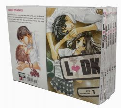 LIVING, DINING, KITCHEN... LOVE ? -  USED BOOKS - BUNDLE TOMES 1 TO 12 (ENGLISH V.)