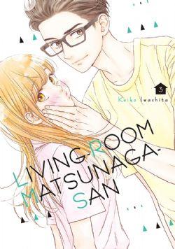 LIVING-ROOM MATSUNAGA-SAN -  (ENGLISH V.) 03