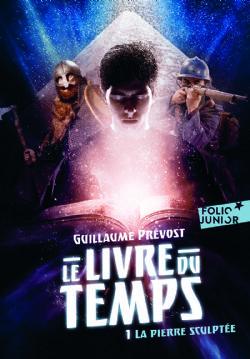 LIVRE DU TEMPS, LE -  LA PIERRE SCULPTÉE (POCKET FORMAT) 01