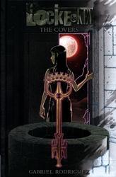 LOCKE & KEY -  THE COVERS OF GABRIEL RODRIGUEZ HC