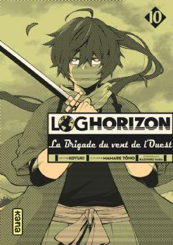 LOG HORIZON -  (V.F.) -  LA BRIGADE DU VENT DE L'OUEST 10