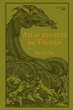 LORD OF THE RINGS, THE -  ATLAS ILLUSTRÉ DE TOLKIEN