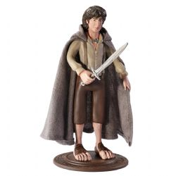 LORD OF THE RINGS, THE -  FRODO BAGGINS FIGURE (7 INCHES)