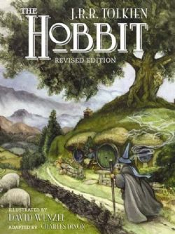 LORD OF THE RINGS, THE -  THE HOBBIT GRAPHIC NOVEL TP