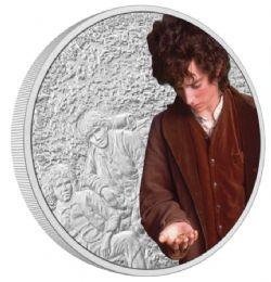 LORD OF THE RINGS, THE -  THE LORD OF THE RINGS™ CLASSIC: FRODO BAGGINS -  2021 NEW ZEALAND MINT COINS 03
