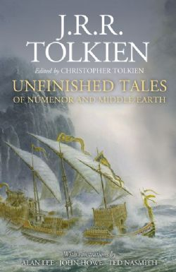 LORD OF THE RINGS, THE -  UNFINISHED TALES (GRAND FORMAT)