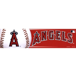 LOS ANGELES ANGELS -  BUMPER STICKER