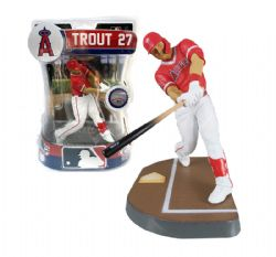LOS ANGELES ANGELS -  MIKE TROUT #27 2020 FIGURE 6″ -  2020 NATIONAL LEAGUE