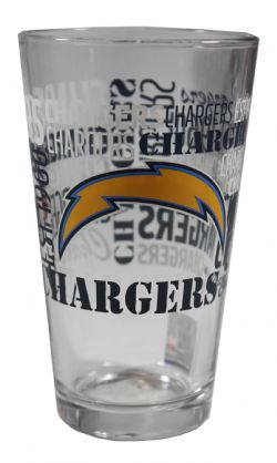 LOS ANGELES CHARGERS -  SPIRIT PINT 16OZ