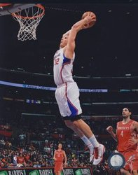 LOS ANGELES CLIPPERS -  BLAKE GRIFFIN PHOTO (8 X 10)