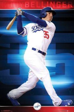 LOS ANGELES DODGERS -  CODY BELLINGER #35 POSTER (22