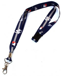 LOS ANGELES DODGERS -  LANYARD