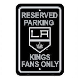 LOS ANGELES KINGS -  RESERVED PARKING SIGN