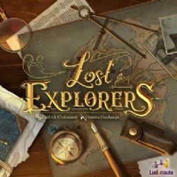 LOST EXPLORERS (FRENCH)