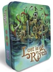 LOST IN R'LYEH -  LOST IN R'LYEH (ENGLISH)