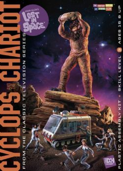 LOST IN SPACE -  CYCLOPS AND CHARIOT