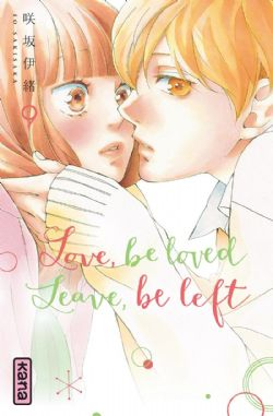 LOVE, BE LOVED LEAVE, BE LEFT -  (FRENCH V.) 09