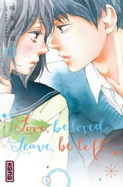 LOVE, BE LOVED LEAVE, BE LEFT -  (FRENCH V.) 10