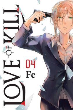 LOVE OF KILL -  (ENGLISH V.) 04