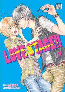 LOVE STAGE!! -  (ENGLISH V.) 01