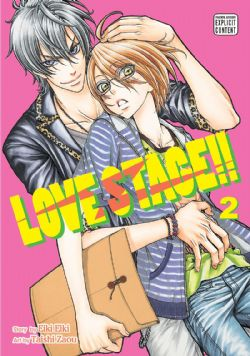 LOVE STAGE!! -  (ENGLISH V.) 02