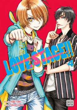LOVE STAGE!! -  (ENGLISH V.) 04