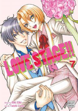 LOVE STAGE!! -  (ENGLISH V.) 07