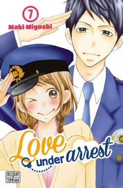 LOVE UNDER ARREST -  (ENGLISH V.) 07