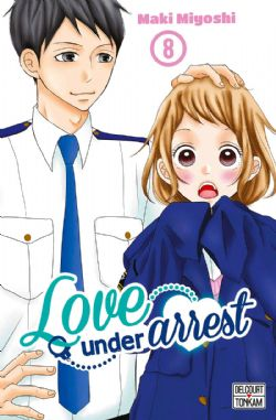 LOVE UNDER ARREST -  (ENGLISH V.) 08