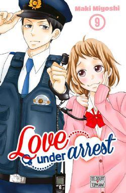 LOVE UNDER ARREST -  (ENGLISH V.) 09