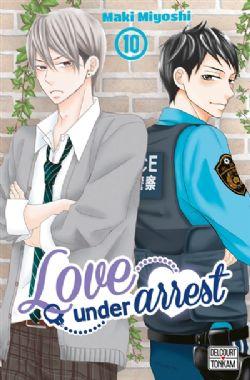 LOVE UNDER ARREST -  (ENGLISH V.) 10