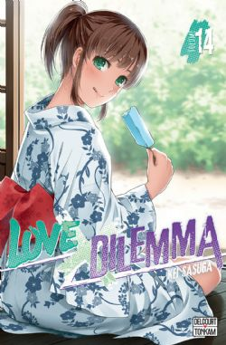LOVE X DILEMMA -  (FRENCH V.) 14
