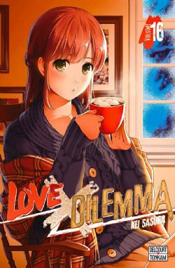 LOVE X DILEMMA -  (FRENCH V.) 16
