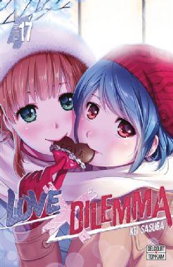 LOVE X DILEMMA -  (FRENCH V.) 17